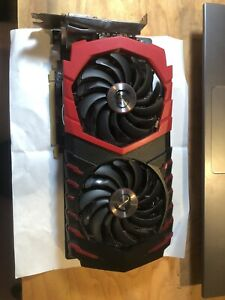 MSI AMD Radeon RX 580 8GB GDDR5 Graphics Card (RX580GAMINGX8G)