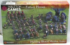 TTCombat TTFHX-HSM-001 Halfling Shield Maiden Army (Fantasy Heroes) Female