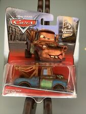 DISNEY PIXAR CARS 2016): LONDON CHASE FIGHTING FACE MATER Factory Sealed   Pics!