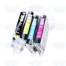 4pk Genuine Epson 200XL Black & 200 3-Color Ink XP300 XP310 XP410 WF2530 WF2540