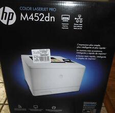 Brand New HP Laserjet Pro M452dn Color Laser Printer CF389A