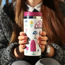Cath Kidston Mushroom 🍄 Travel Mug - Brand New
