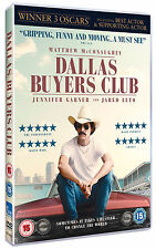 DALLAS BUYERS CLUB (DVD) MATHEW McCONAUGHEY * NEW & SEALED **