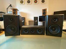Eltax DX50 Speakers Sytem Centre Surround Home Cinema