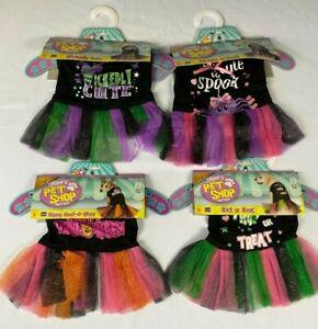 Rubie's Pet Shop Boutique Halloween Costume Tutu Dress Size S NEW BJ