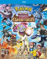 Pokemon - The Movie - Hoopa And Clash Of Siglos Blu-Ray Nuevo (MANB8791)