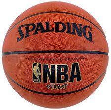 "New Spalding NBA Street Basketball Official Size 6 28.5"" Outdoor Indoor Ball"