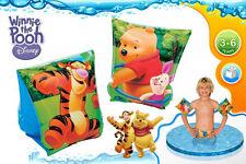 Schwimmhilfe Schwimmflügel Disney Winnie the Pooh Puh 23 x 15 cm Kinder Badespaß