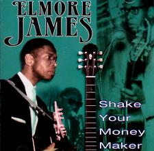 ELMORE JAMES-Shake Your Money Maker-CD-2002 Collectables USA-COL-CD-6374