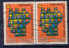 Italien_1975 Mi.Nr. 1503 Staatsarchiv 2er Streifen