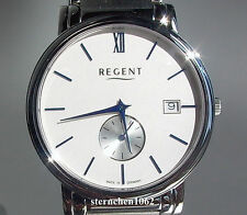 Regent * Ref. 11150575 * Edelstahl * Quarz * Herren-Armbanduhr * Made in Germany