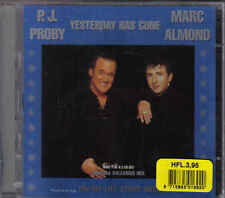 PJ Proby&Marc Almond-Yesterday Has gone cd maxi single sealed