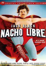 Nacho Libre  DVD NEW  2006 Special Edition/ Widescreen Jack Black Comedy