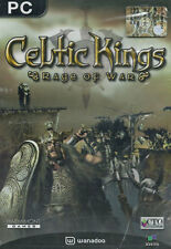 GIOCO PC CD CELTIC KINGS STRATEGIA AVVENTURA ITALIANO NUOVO SIGILLATO ORIGINALE