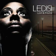 Lost & Found by Ledisi (CD, Aug-2007, Verve Forecast)