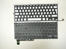 "Swedish Keyboard & Backlit for MacBook Pro 15"" A1286 2009 2010 2011 2012 Unibody"