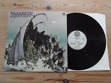 """NAZARETH - HAIR OF THE DOG-VERTIGO-RARE DUTCH COPY-""""SUPERB AUDIO""""EX VG LP 1975"""
