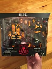 Hasbro Marvel Legends HYDRA SOLDIERS 2-PACK set TRU EXCLUSIVE *IN HAND* Enforcer