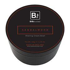 Bib Tucker Shaving Cream Bowl - Sandalwood 150g