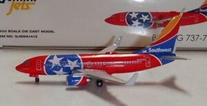 Gemini Jets 1:400  Southwest Airlines 737-700   #N922WN  - GJSWA1413  Colorado