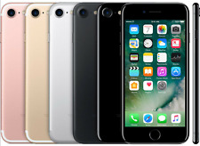 APPLE iPhone 7 Verizon AT&T T-Mobile Sprint OR Unlocked (CDMA GSM) 32 128 256 GB