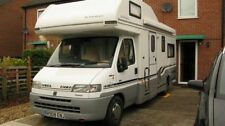 Swift Motorhomes with 2