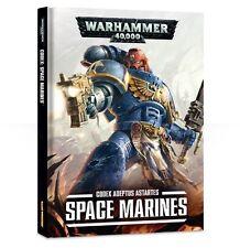 Warhammer 40000 48-01-60 Codex Adeptus Astartes Space Marines Book  T48 Post