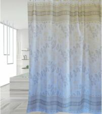 Elegant Floral Fabric Shower Curtain New Free Shipping