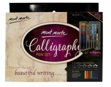 Mont Marte Calligraphy Set - 33 Pieces