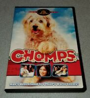 Chomps DVD RARE oop