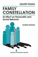 Family Constellation: Its Effects on Personality and Social Behavior, 4th Editio