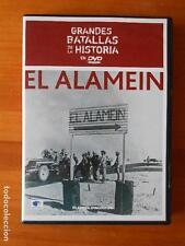DVD EL ALAMEIN - GRANDES BATALLAS DE LA HISTORIA (Q5)