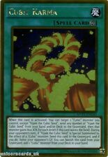 MVP1-ENG41 Cubic Karma Gold Rare 1st Edition Mint YuGiOh Card