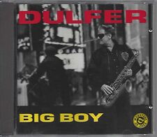 Dulfer ‎– Big Boy     cd