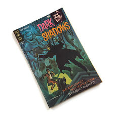 Dark Shadows Tv Series Comic Book #9 Gold Key 1971 Barnabas Collins Vintage