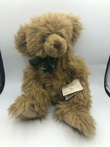 Ganz Cottage Collectibles 1995 Taylor Brown Teddy Bear Plush Stuffed Toy Animal