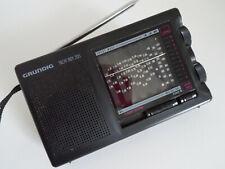 GRUNDIG YACHT BOY 205 LW MW FM SW 12 BAND PORTABLE RADIO...RADIO_TRADER_IRELAND.