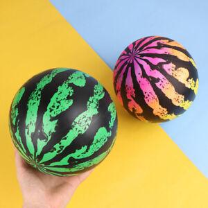 1Pc Funny Beach Swimming Pool Ball Toys Watermelon Water Ballo`hw