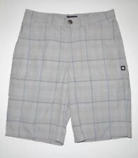 New DC Shoes Boys Youth Baseline Cotton Casual Walk Shorts Size 26