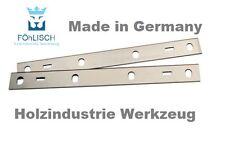 6 STÜCK Zipper ZI-HB305 Abricht & Dickenhobel Hobelmesser 310x22x1,8mm