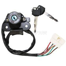 Ignition Switch Key For Kawasaki Ninja 250R EX 250 2008-2012 2009 2010 2011