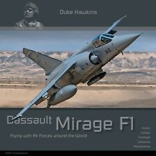 NEW HMH Books Duke Hawkins 10: Dassault Mirage F.1