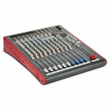 Allen & Heath Zed 14 Mixer Live Studio Mixing Desk Console Inc