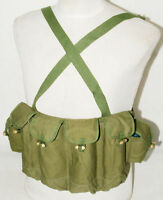 Surplus Militray Chinese Type 81 AK Chest Rig Ammo Pouch - CN006
