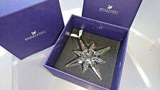 SWAROVSKI WEIHNACHTSSTERN CHRISTMAS STAR ORNAMENT AB 5403200 NEU