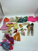 Topper Corp 1970 Dawn & Friend Dolls Clothes & Accessories Vintage