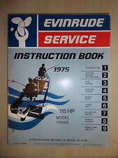 1970s m440 chrysler marine inboard engine service manual