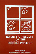 Scientific Results Of The Viking Project Journal Of Geophysical Research NASA