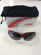 Lazer AR1 Cycling Glasses - Mat Red
