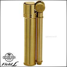 DOUGLASS CLASSIC DESIGN Cigarette OIL LIGHTER Field L Brass